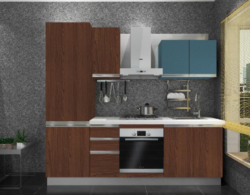 KP RTA (RTG) Gabinete de cocina para proyectos Proyecto de gabinete - 3