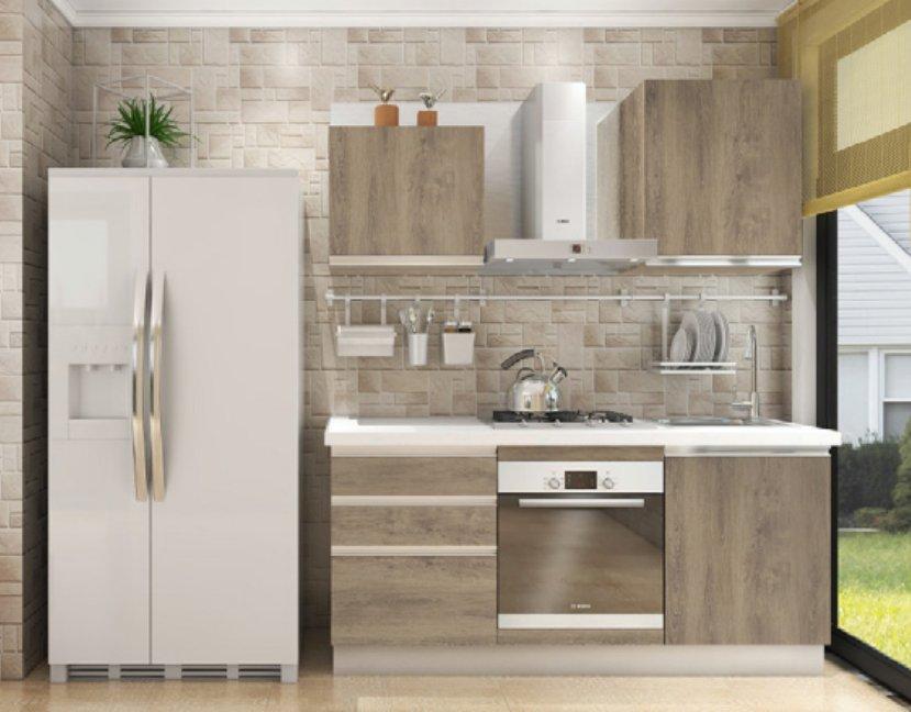 KP RTA (RTG) Gabinete de cocina para proyectos Proyecto de gabinete - 4