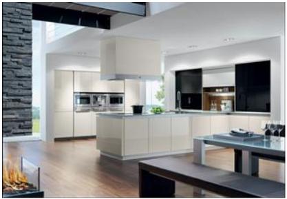 Proyecto de gabinetes de cocina completamente personalizados - 11