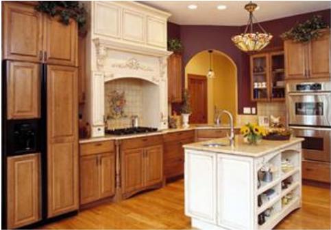 Proyecto completo de gabinetes de cocina personalizados - 15