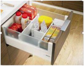 Proyecto completo de gabinetes de cocina personalizados - 42