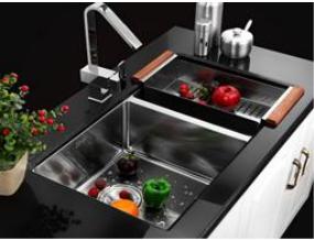 Proyecto completo de gabinetes de cocina personalizados - 41