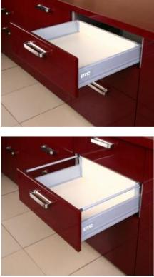 Proyecto completo de gabinetes de cocina personalizados - 39