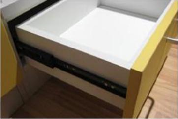 Proyecto completo de gabinetes de cocina personalizados - 27