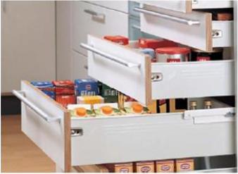 Proyecto completo de gabinetes de cocina personalizados - 28