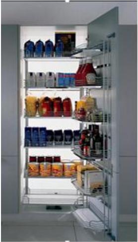 Proyecto completo de gabinetes de cocina personalizados - 33