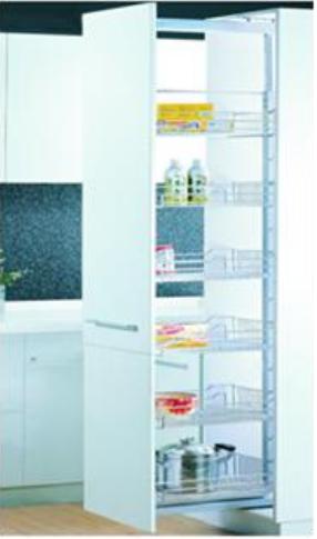 Proyecto completo de gabinetes de cocina personalizados - 35