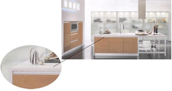 Proyecto completo de gabinetes de cocina personalizados - 19