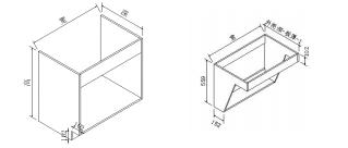 Proyecto completo de gabinetes de cocina personalizados - 44