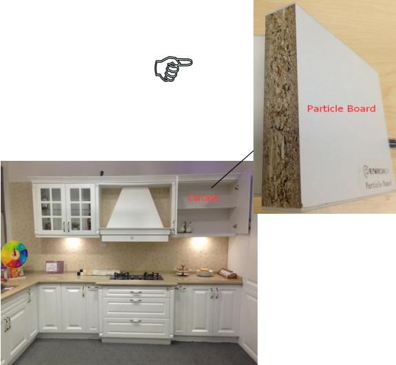 Proyecto completo de gabinetes de cocina personalizados - 1