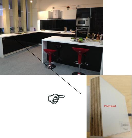 Proyecto completo de gabinetes de cocina personalizados - 6