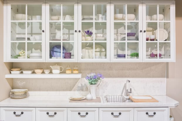 Use custom cabinets to give your kitchen a new look Cabinet Project - 4