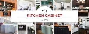 20 Latest Fascinating Kitchen Cupboard Ideas Cabinet Project - 2