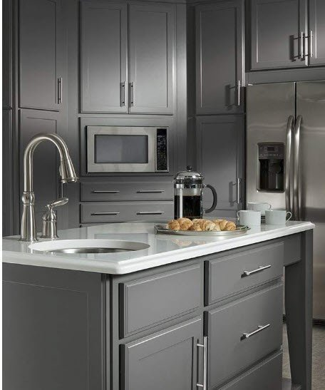 20 Latest Fascinating Kitchen Cupboard Ideas Cabinet Project - 3