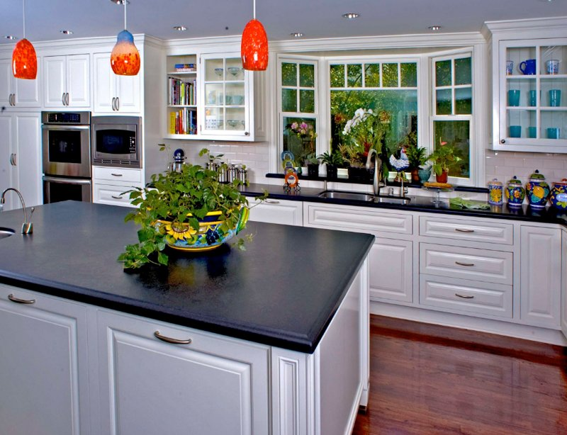 2020 Plenty of Ideas For A Kitchen Renovation, Bay Windows And More Cabinet Project - 4