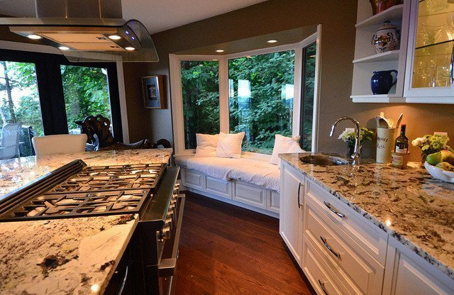 2020 Plenty of Ideas For A Kitchen Renovation, Bay Windows And More Cabinet Project - 5