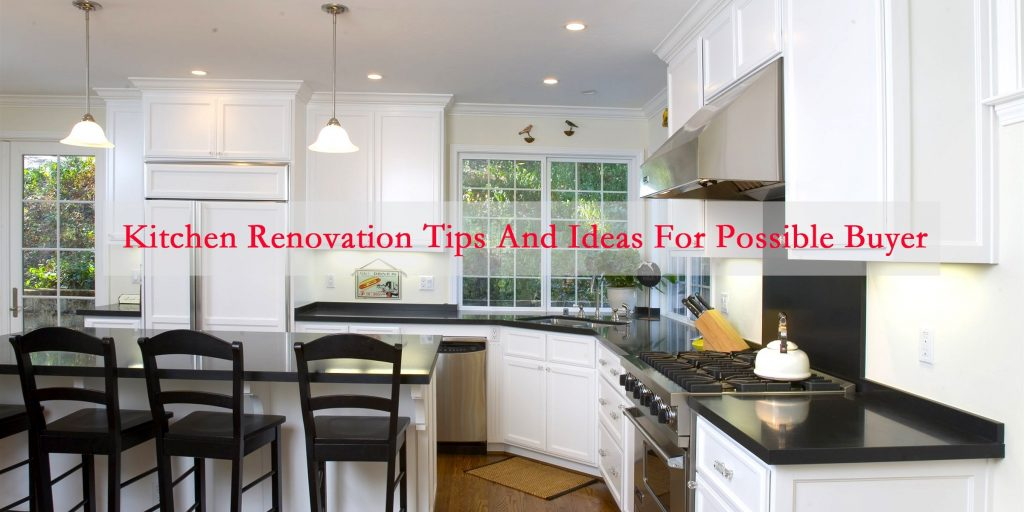 Kitchen Renovation Tips And Ideas For Possible Buyer in 2020 Cabinet Project - 2