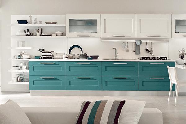 Renove os seus armários de cozinha de uma forma acessível! Projeto de Gabinete - 2