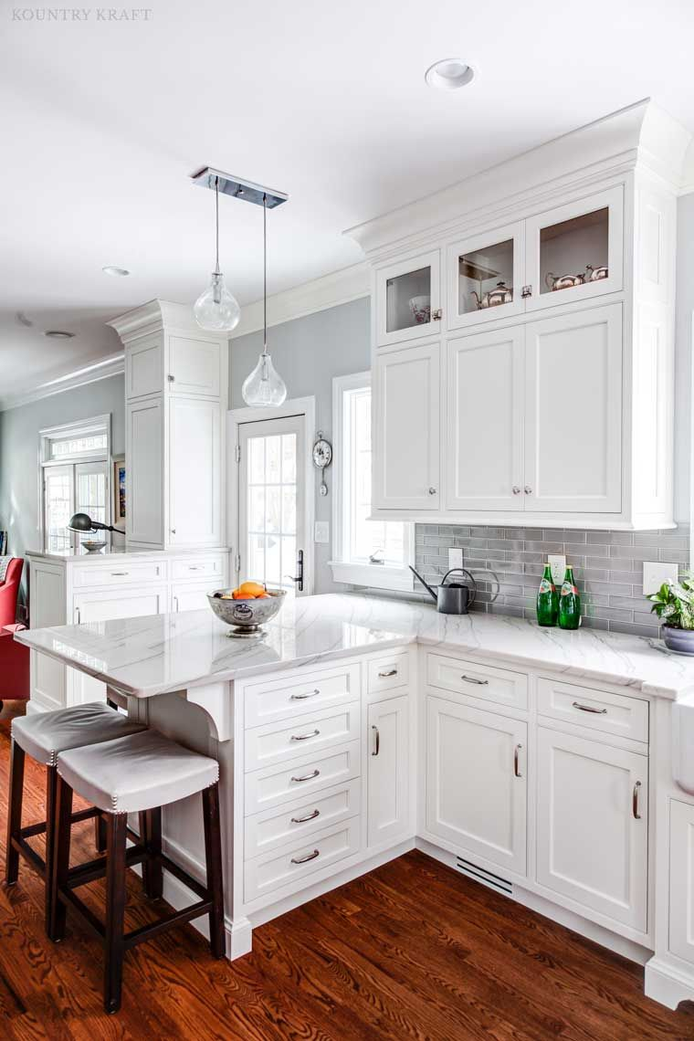 Custom Kitchen Cabinet Enhances Your Kitchen in 2020 Cabinet Project - 3