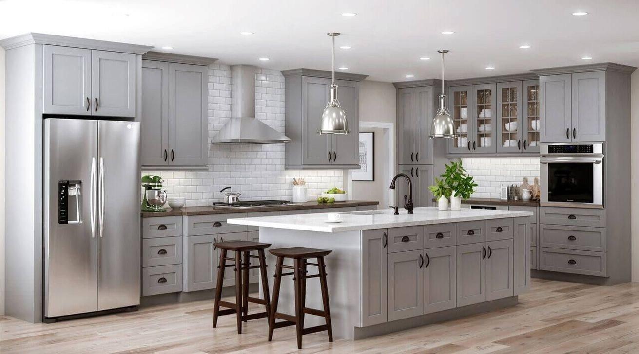 Renove os seus armários de cozinha de uma forma acessível! Projeto de Gabinete - 3