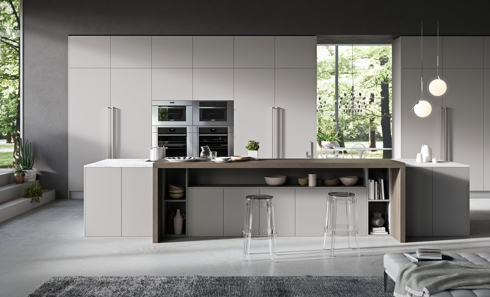 Choosing the right kitchen cabinets for your style Cabinet Project - 7