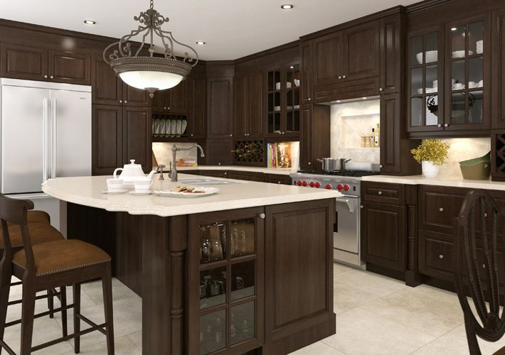 Choosing the right kitchen cabinets for your style Cabinet Project - 4