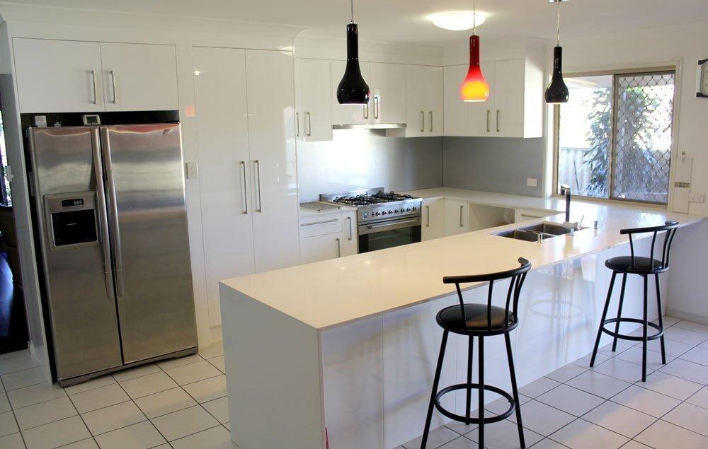Brisbane Kitchen: la cocina moderna perfecta para tu gusto. Proyecto de gabinete - 3