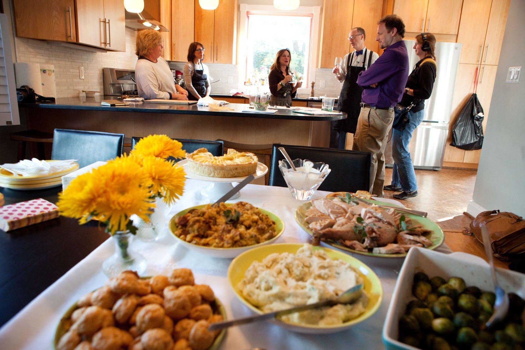 خذ عيد الشكر لتجديد خزائن مطبخك. مشروع الخزانة - 2